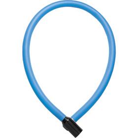 Trelock KS 106 Zapięcie kablowe, blue